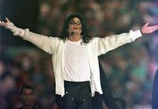 """<p>Michael Jackson, em foto de arquivo, estava """"cheio de energia"""" em ensaio, disse fotógrafo REUTERS/Gary Hershorn/Files</p>"""