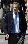 <p>Cesar Alierta, capo della spagnola Telefonica. REUTERS/Sergio Perez</p>