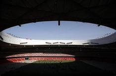 <p>Lo stadio Nido d'Uccello. REUTERS/David Gray (CHINA SOCIETY SPORT OLYMPICS)</p>