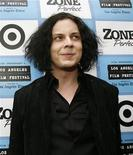 <p>Jack White, membro dei White Stripes. REUTERS/Mario Anzuoni (UNITED STATES ENTERTAINMENT)</p>