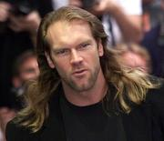 "<p>Ator Tyler Mane na estreia de ""X-Men"". 15/08/2000. REUTERS/Str Old</p>"