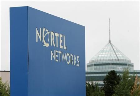 A sign is pictured outside Nortel's Carling Campus in Ottawa July 24, 2009. REUTERS/Chris Wattie