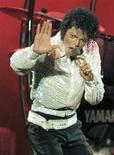 <p>Foto de arquivo de Michael Jackson em Toronto. 05/10/1984. REUTERS/Gary Hershorn</p>