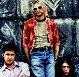 <p>Foto de arquivo sem data de Kurt Cobain, líder do grupo de rock Nirvana.</p>