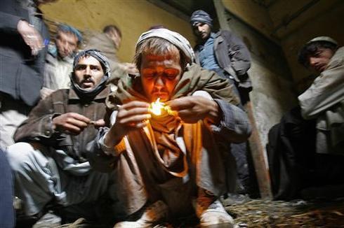 Afghan heroin wars