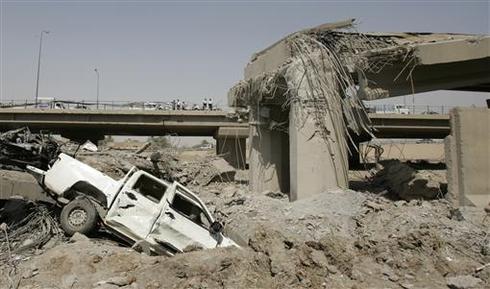 Blasts in Baghdad