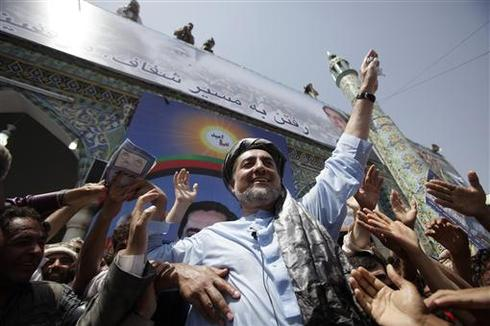 Afghan elections: The candidates