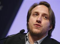<p>Co-fundador do YouTube, Chad Hurley, participa de reunião no Fórum Econômico Mundial. Hurley está injetando parte de sua fortuna na Fórmula 1, como principal investidor da nova equipe norte-americana que participará da próxima temporada do campeonato.</p>