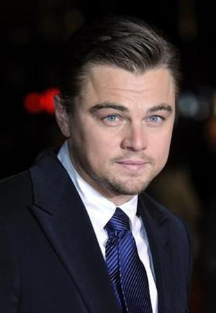 U.S. actor Leonardo DiCaprio arrives for the U.K. premiere of 'Body of Lies' in Leicester Square in central London November 6, 2008. REUTERS/Toby Melville
