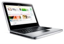 <p>Primeiro modelo de netbook da Nokia, Booklet 3G. O aparelho será equipado com Windows e processador Atom, da Intel. A fabricante diz que a bateria terá duração de até 12 horas e a máquina pesará 1,25 quilo.</p>