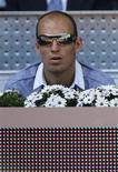 <p>Foto de arquivo do jogador Arjen Robben do Real Madrid. 13/05/2009. REUTERS/Sergio Perez</p>