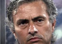 <p>Técnico da Inter de Milão, José Mourinho, rebateu acusação de preconceito contra muçulmanos. REUTERS/Jason Lee</p>
