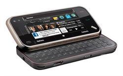 <p>A maior fabricante mundial de celulares, Nokia, reforçou sua linha de celulares inteligentes nesta quarta-feira, para melhor combater a Apple, e anunciou parceria com o site de redes sociais Facebook para um novo serviço baseado na localização dos usuários. Na foto, N97 mini.</p>