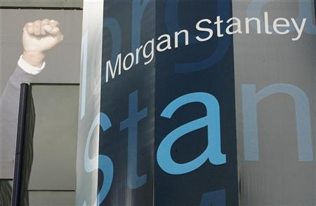 The exterior of the world headquarters for Morgan Stanley & Co. Incorporated is seen in New York, May 19, 2008. REUTERS/Lucas Jackson (UNITED STATES)