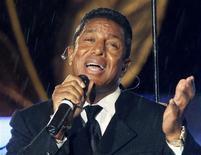 <p>Jermaine Jackson dissipa preocupações sobre ausência de celebridades em tributo ao irmão Michael REUTERS/Herwig Prammer</p>
