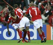<p>Arsenal leva sufoco mas consegue vitória por 3 x 2 em Liege. REUTERS/Sebastien Pirlet</p>