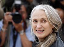 """<p>A diretora Jane Campion recebeu elogios de Quentin Tarantino por seu novo filme """"Bright Star"""" REUTERS/Jean-Paul Pelissier</p>"""