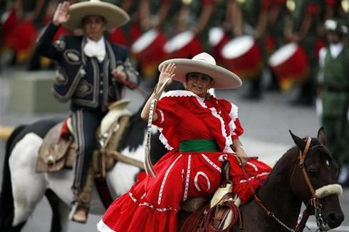 Celebrating Mexico's Independence