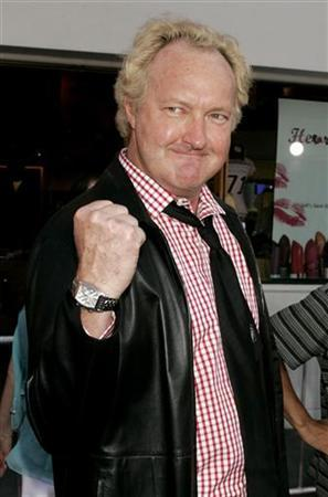 Actor Randy Quaid is shown in Los Angeles in this May 23, 2005 file photo. REUTERS/Fred Prouser