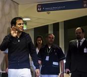 <p>O piloto Felipe Massa iniciou programa de treinamento, segundo a equipe Ferrari REUTERS/Alex Almeida (BRAZIL SPORT MOTOR RACING)</p>