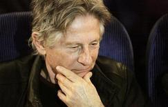 <p>Il regista polacco Roman Polanski. REUTERS/Hannibal Hanschke</p>