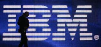 <p>Ibm sta lanciando un servizio di email aziendale via web dal costo contenuto che entrerà in competizione con Google Apps di Google, recentemente vittima di numerosi blackout. REUTERS/Hannibal Hanschke</p>