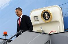 <p>O presidente Obama se decepcionou com a derrota olímpica de Chicago, disse porta-voz REUTERS/Kevin Lamarque (DENMARK POLITICS SPORT OLYMPICS)</p>