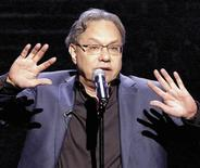 <p>Comedian Lewis Black is shown in this undated publicity photograph. REUTERS/Courtesy DandEentertainment/Handout</p>