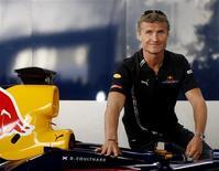 <p>A Federação Internacional de Automobilismo (Fia) deveria ter punido o brasileiro Nelsinho Piquet pela polêmica simulação de acidente no GP de Cingapura no ano passado, afirmou o ex-piloto David Coulthard. REUTERS/Mariana Bazo (PERU SPORT MOTOR RACING)</p>