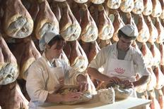 <p>Il Prosciutto di Parma. REUTERS/HO</p>