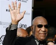 """<p>Foto de arquivo de Bill Cosby, que se uniu a artistas de hip-hop para CD """"Bill Cosby Presents the Cosnarati: State of Emergency"""". O novo foca conscientização social e aborda questões críticas que afetam jovens. REUTERS/Lucas Jackson</p>"""
