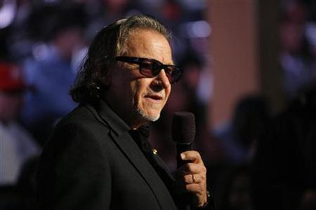 Actor Harvey Keitel appears at the 4th Annual VH1 Hip Hop Honors event in New York October 4, 2007. REUTERS/Eric Thayer