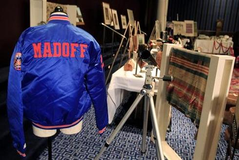 Bidding on Madoff