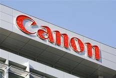 <p>Canon rachète Oce, fabricant néerlandais de photocopieuses et imprimantes pour 730 millions d'euros, les deux groupes réunissant ainsi leurs forces après avoir souffert de la récession. /Photo d'archives/REUTERS</p>