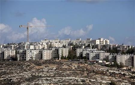 Gilo, a Jewish settlement on land Israel captured in 1967 and annexed to its Jerusalem municipality, is seen in this general view November 18, 2009. REUTERS/Darren Whiteside