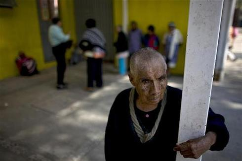 Abandoned women of Mexico