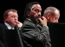 <p>Pachauri, capo del Panel Intergovernativo sul cambiamento climatico dell'Onu. REUTERS/Bob Strong</p>