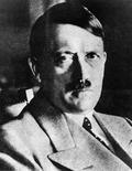 <p>Fotografía de archivo sin fechar del ex líder alemán Adolf Hitler. Un sitio británico de genealogía ha puesto el historial militar de la Primera Guerra Mundial de Adolf Hitler en internet, junto a los de más de un millón de soldados que combatieron en el bando alemán. REUTERS/STR New</p>