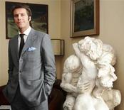 <p>Emanuele Filiberto di Savoia in una foto archivio. REUTERS/Daniele La Monaca</p>