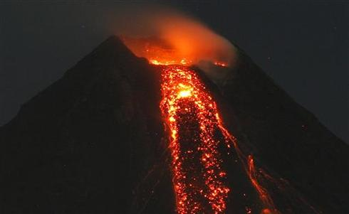Mayon volcano set to erupt