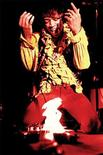 "<p>Sony vai lançar álbum ""novo"" do guitarrista Jimi Hendrix (foto de arquivo). (PRNewsFoto/Celebrity Vault)</p>"