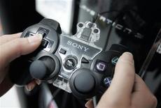 <p>Il controller della PS3 di Sony. REUTERS/Yuriko Nakao</p>