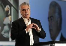 <p>Antonio Perez, presidente e amministratore delegato di Kodak, in una foto d'archivio. REUTERS/Steve Marcus</p>