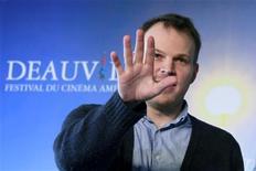 """<p>Marc Webb, prossimo regista del quarto film su """"L'Uomo ragno"""", in una foto d'archivio. REUTERS/Pascal Rossignol</p>"""