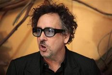 <p>Il regista Tim Burton. REUTERS/Lucas Jackson</p>