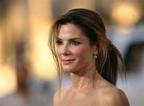 "<p>Actress Sandra Bullock poses at a film premiere in Hollywood in this August 26, 2009 file photo. Bullock was nominated for best actress for her role in the film ""The Blind Side"" for the 82nd Academy Awards announced February 2, 2010. The Oscars will be presented in Hollywood March 7, 2010. REUTERS/Mario Anzuoni/Files</p>"