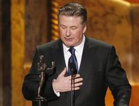 <p>Alec Baldwin in foto d'archivio. REUTERS/Mike Blake</p>