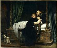 "<p>""The Princes in the Tower"" (1830) painting by Paul Delaroche. REUTERS/Paul Delaroche, The Princes in the Tower/Musee du Louvre Paris/National Gallery/Handout</p>"