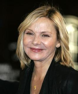 British-Canadian actress Kim Cattrall arrives at the opening ceremony of the 9th Marrakesh International Film Festival December 4, 2009 file photo. REUTERS/Jean Blondin