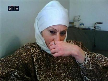 Colleen LaRose, who is also known by the pseudonyms of ''Fatima LaRose'' and ''JihadJane'', is pictured in this handout released by Site Intelligence Group March 10, 2010. REUTERS/Site Intelligence Group/Handout
